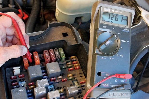 Ремонтируем электро часть автомобиля Киев